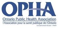 Ontario Public Health Associati (CNW Group/Ontario Public Health Association (OPHA))