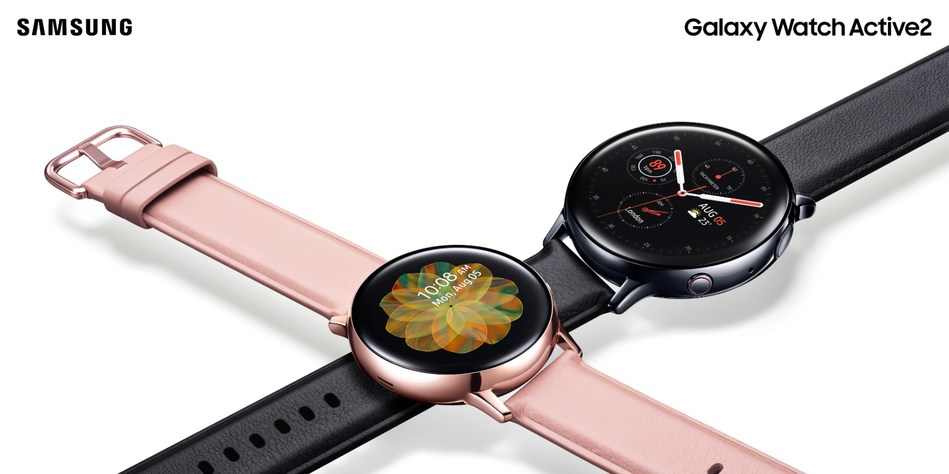 Samsung Canada Launches Galaxy Watch Active2, Designed For Balanced Wellness with Upgraded Connectivity (CNW Group/Samsung Electronics Canada)