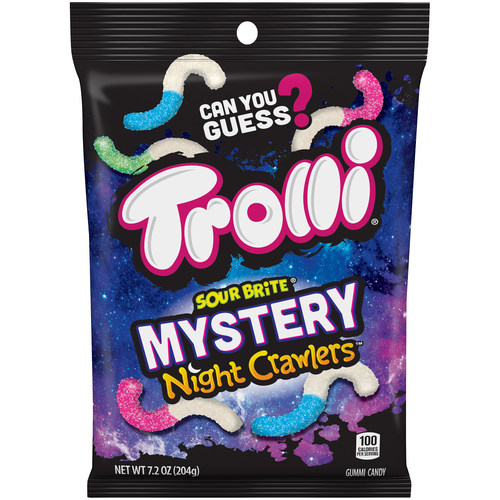 Trolli® Reveals First-Ever Mystery Candy with Launch of Sour Brite® Mystery Night Crawlers™