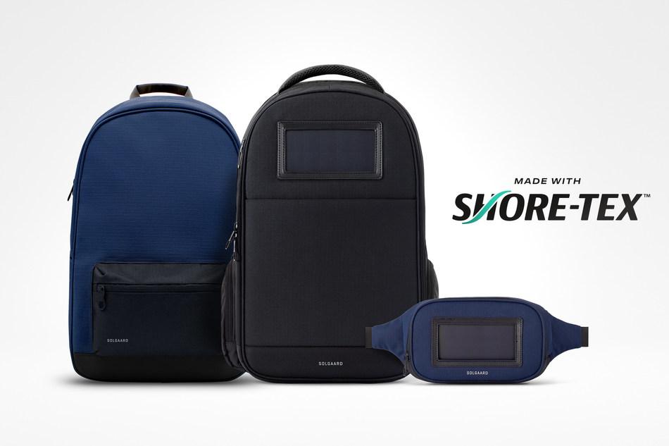 Solgaard Introduces SHORE-TEX Collection