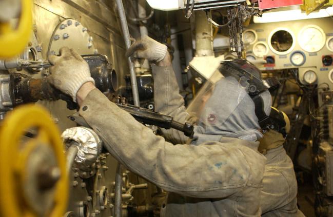 Asbestos Exposure US Navy