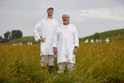 Like many Wisconsin cheese companies, Joe and Joey Widmer of Widmer's Cheese Cellars in Theresa took home 5 ribbon awards at the 2019 American Cheese Society competition. They are now in their fourth generation of Widmer family ownership and are the proud manufacturers of authentic hand-crafted cheeses from mild and washed-rind brick cheeses to authentic stirred-curd colby, and cheddars aged up to 10 years.