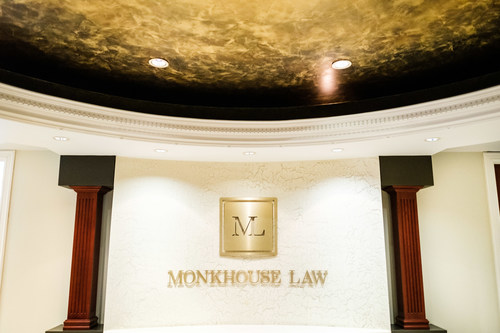Monkhouse Law is the law firm that started the second class action against RBC insurance for life advisors. (CNW Group/Monkhouse Law)