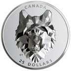 "World-First Multifaceted High Relief ""Wolf"" Coin Leads the Pack as Royal Canadian Mint Announces August 2019 Collector Coins"