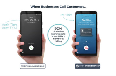 When Businesses Call Customers...