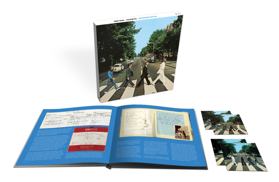 Released September 26, 1969, 'Abbey Road' was not The Beatles' final album, as Let It Be followed in 1970, but it was the last one John, Paul, George, and Ringo recorded together as a band. The Beatles will celebrate the anniversary of 'Abbey Road' with a suite of beautifully presented packages to be released worldwide on September 27 by Apple Corps Ltd./Capitol/UMe.