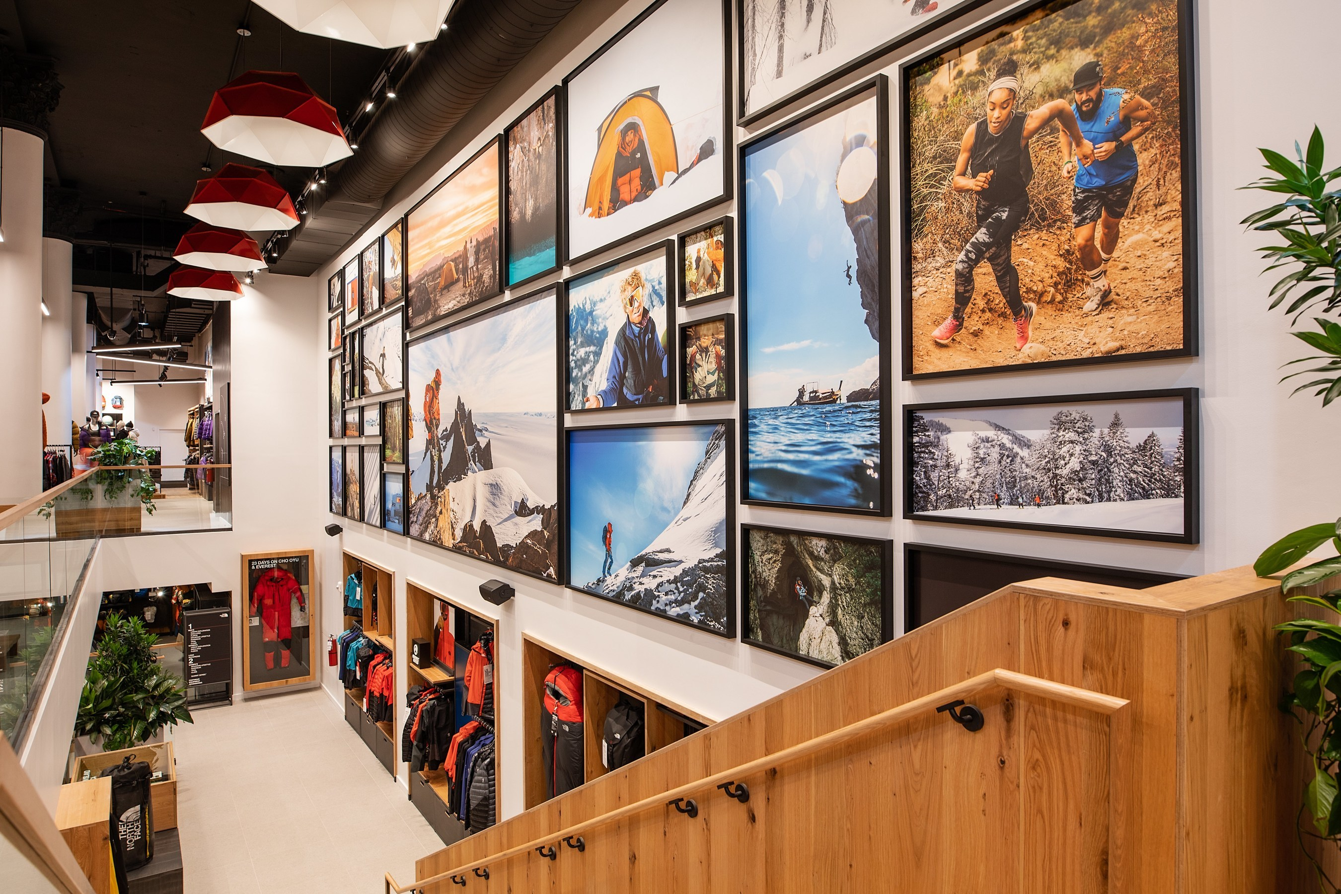 e836b96cd The North Face Unveils Global Retail Strategy with Opening of New ...