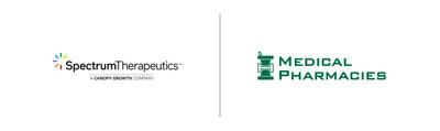 Spectrum Therapeutics annonce un partenariat stratégique pour le soutien et l'éducation des patients avec Medical Pharmacies (Groupe CNW/Canopy Growth Corporation)
