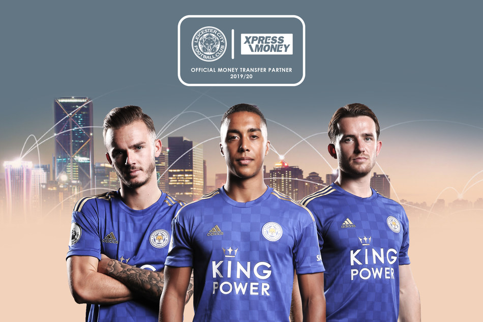 Xpress Money partners with Leicester City as its Official Money Transfer Partner
