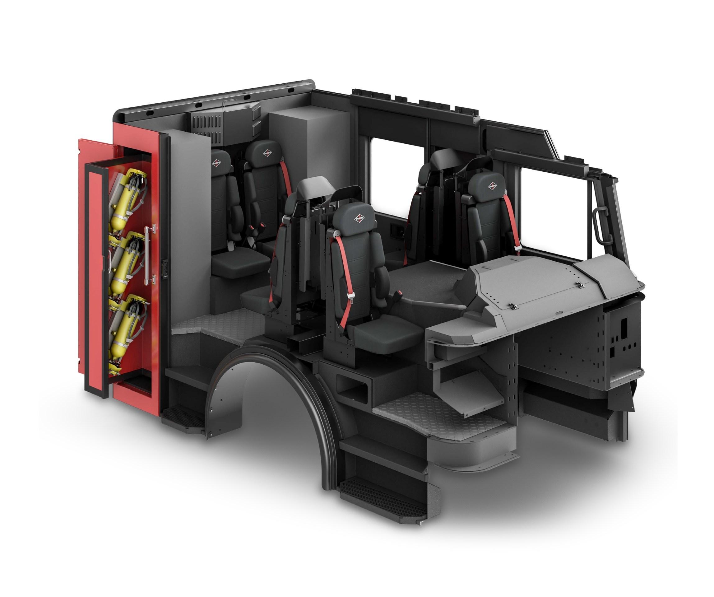 Spartan Motors To Unveil Enhanced Clean Cab At Fire-Rescue