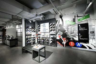 Foot Locker Unveils Washington Heights Community Power Store
