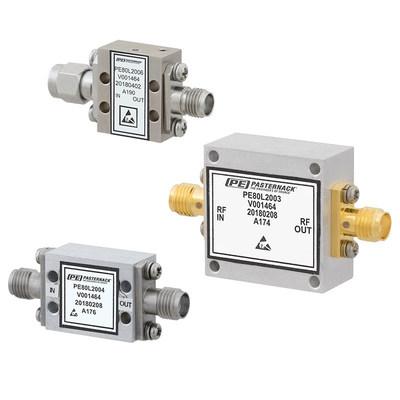 Pasternack扩展其宽带高功率同轴限幅器产品线