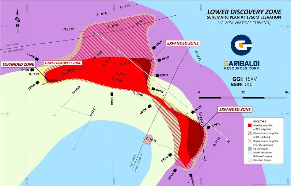 Plan View (CNW Group/Garibaldi Resources Corp.)