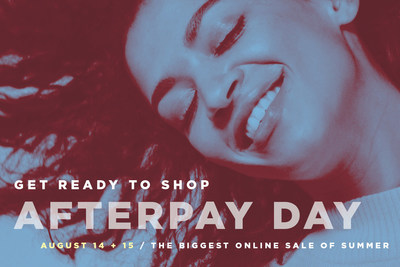 Top brands offer best fashion and beauty deals with Afterpay