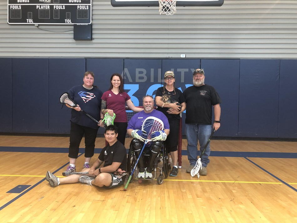 Since her involvement with Wounded Warrior Project, Denise McCarson has lost 60 pounds and has significantly increased mobility in her neck and upper back. It was one of her biggest achievements, allowing her to grow a larger list of activities she can enjoy. Recently, Denise even joined other veterans at a wheelchair lacrosse clinic in Phoenix.