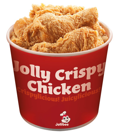Jollibee's world-famous Jolly Crispy Chicken awaits Edmontonians at the restaurant's opening on Friday, August 16. (Photo credit: Jollibee)