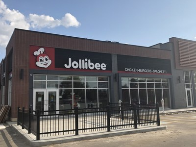 Jollibee Edmonton store located at 3803 Calgary Trail NW, Unit 914, Edmonton, Alberta opens Friday, August 16. (Photo credit: Jollibee)