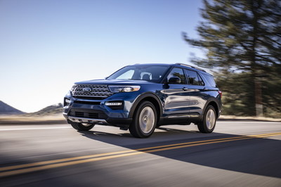 Best All Season Performance Tires 2020 Hankook Tire Adds 2020 Ford Explorer to Original Equipment