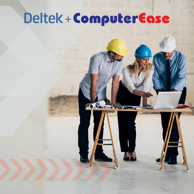 Deltek Reaches Agreement to Acquire ComputerEase!