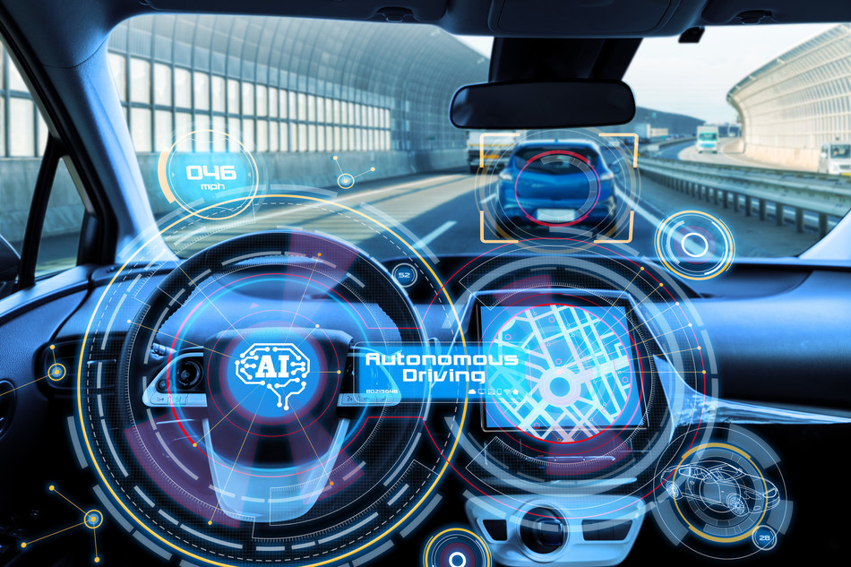 Autonomous Vehicle Developers Bet on Sensor Fusion Solutions and L2+ Features (PRNewsfoto/Frost & Sullivan)