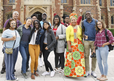 2019 Frederick Douglass Global Fellows Developing Increased Intercultural Competence through Summer Study Abroad Program in London