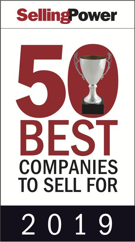 The Sales Board - 50 Best Companies to Sell For