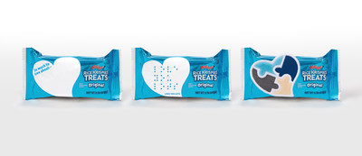 Continuing their commitment to love and inclusivity, Kellogg's Rice Krispies Treats® is partnering with Autism Speaks to create sensory Love Notes so children with autism can express and receive love in their own unique way during the school day.