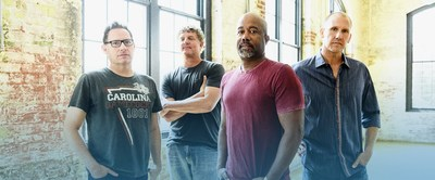 "The Myrtle Beach Area Chamber of Commerce and local partners are sponsoring Hootie & The Blowfish's ""Group Therapy Tour,"" the band's first in nearly a decade. Myrtle Beach will have a presence at all of the tour stops and the band will be featured in commercials and marketing materials for the destination throughout the remainder of 2019."