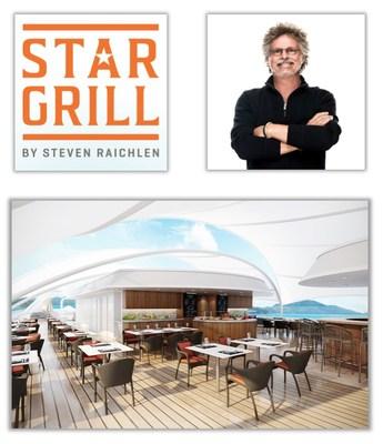 Star Grill by Steven Raichlen (PRNewsfoto/Windstar Cruises)