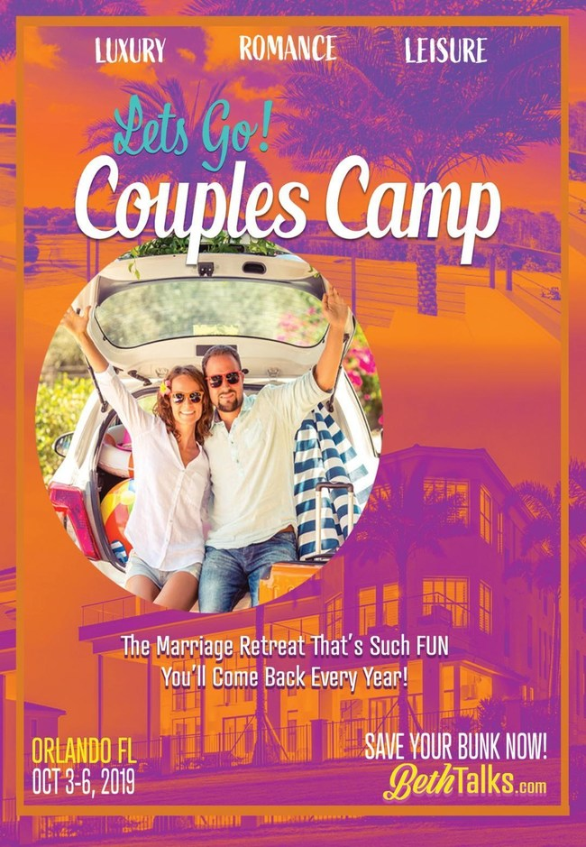 Cahoots Couples Camp