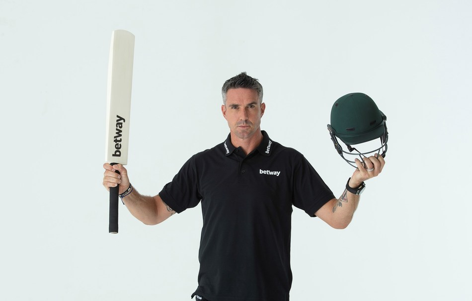Kevin Pietersen Has Signed a Deal to Become Betway's Global Cricket Ambassador for 2019