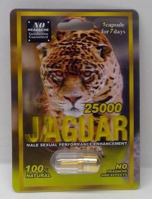 Jaguar 25000 (Groupe CNW/Santé Canada)