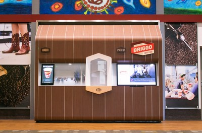SSP America & Briggo Team Up to Enhance the Airport Experience for Travelers