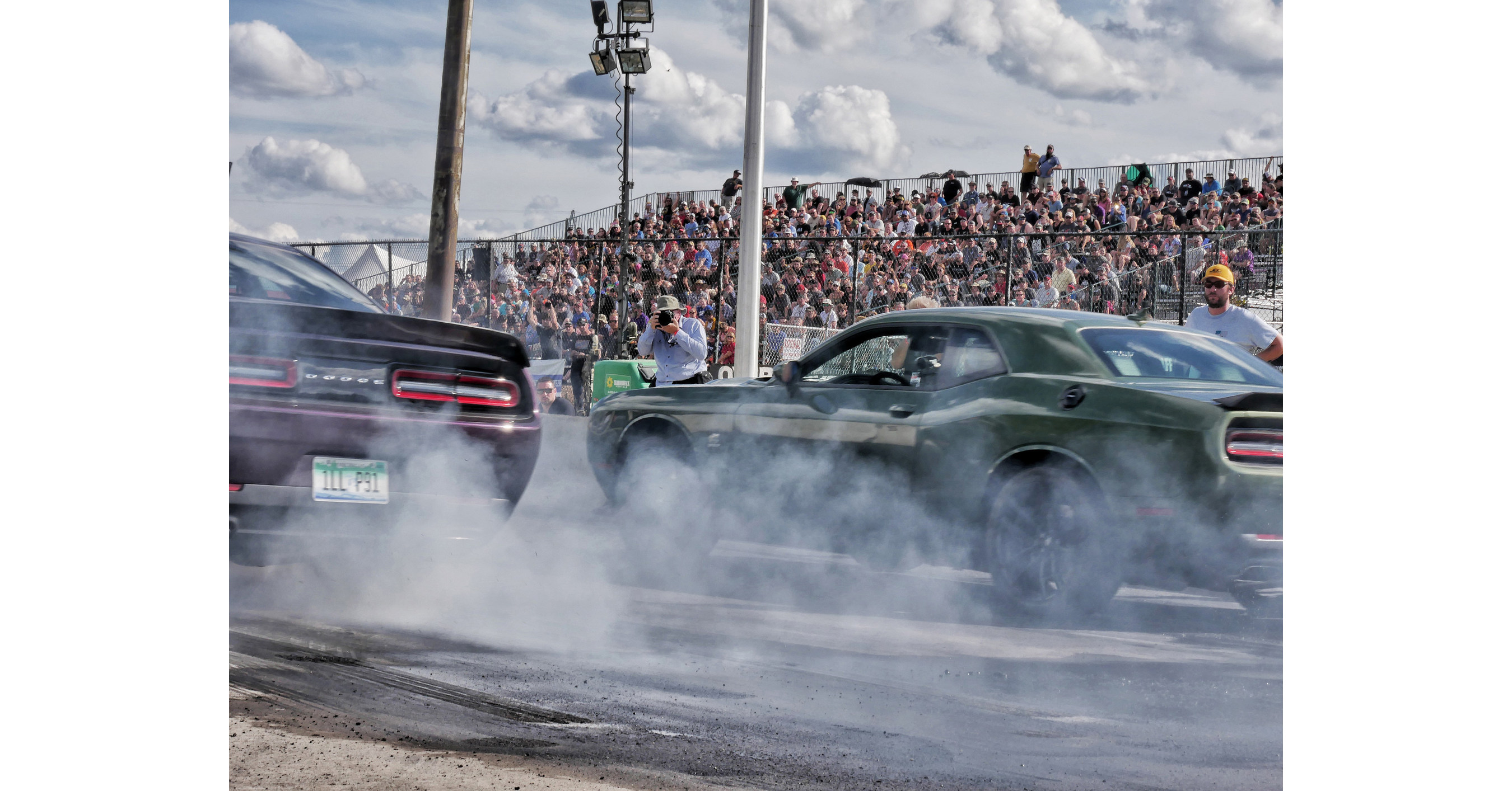 Fifth Annual 'Roadkill Nights Powered by Dodge' Draws Nearly