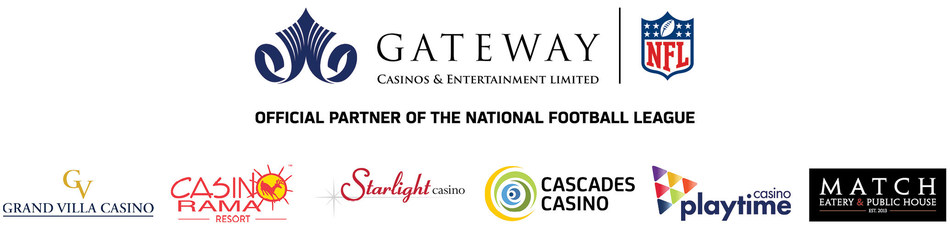 Gateway Casinos & Entertainment Limited (CNW Group/Gateway Casinos & Entertainment Limited)