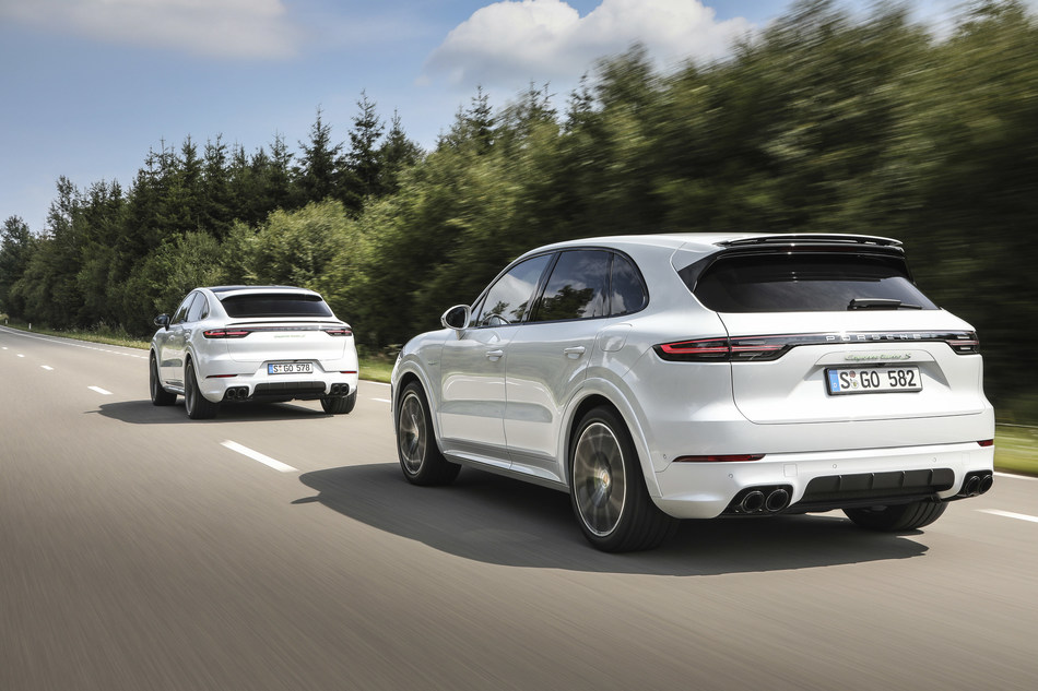 Most Powerful Porsche Cayenne Turbo S E Hybrid Models Announced