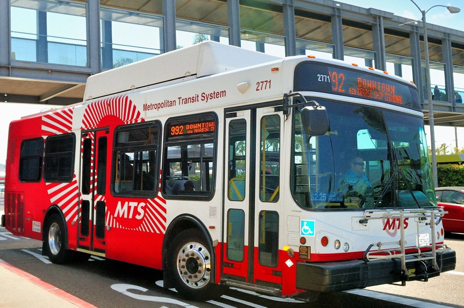 Under a new contract, Conduent Transportation will upgrade hardware and software for the management system on board hundreds of buses for the San Diego Metropolitan Transit System (MTS) and North County Transit District.