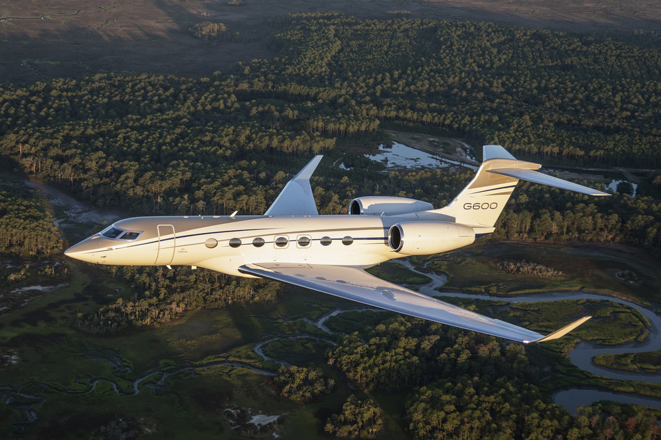 Gulfstream Aerospace Corp. earned a 2019 Sustainability Leadership Award from Business Intelligence Group for its sustainable aviation fuel (SAF) initiatives.