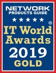 Humanity Wins Two Gold Awards in the 2019 IT World Awards®