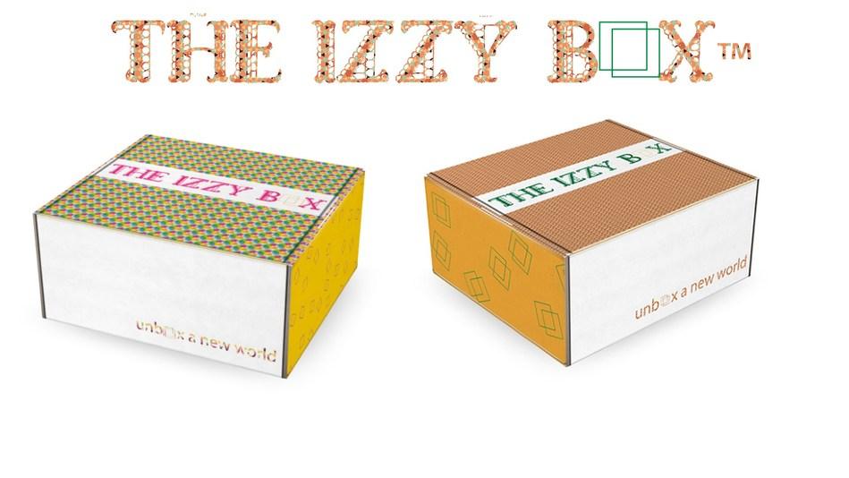 (PRNewsfoto/The Izzy Box)
