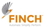 Finch - Logo Automate. Simplify. Perform.