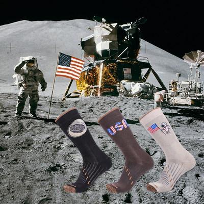 "EnerWear Limited Edition ""Lunar Lander"" Socks"