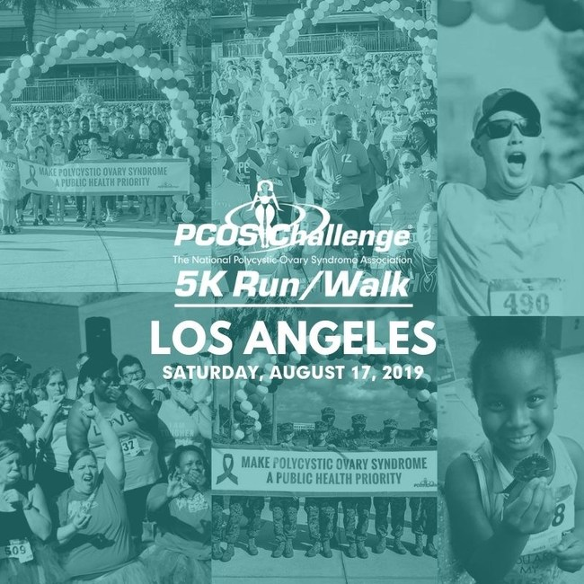 Los Angeles PCOS Challenge 5K Run Walk Presented by PCOS Challenge: The National Polycystic Ovary Syndrome Association