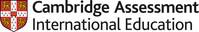 Cambridge Assessment International Education Logo (PRNewsfoto/Cambridge International)