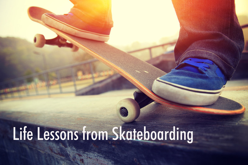 Life Lessons from Skateboarding Mark First Financial Resources' 2019 FFR University.