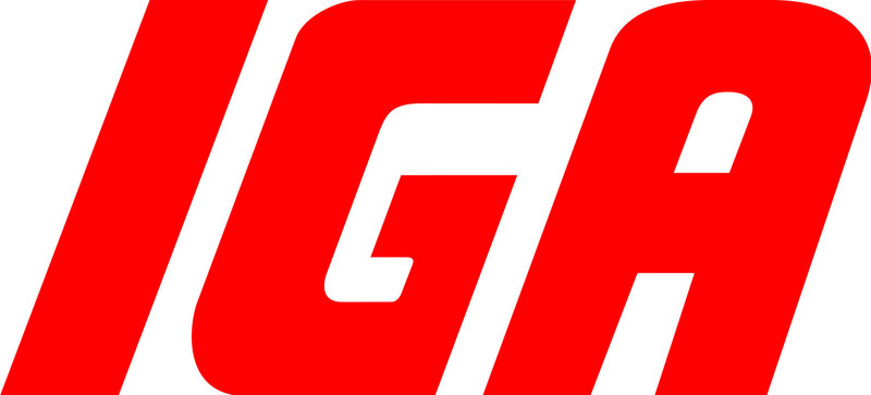 Logo: IGA (CNW Group/COMINAR REAL ESTATE INVESTMENT TRUST)