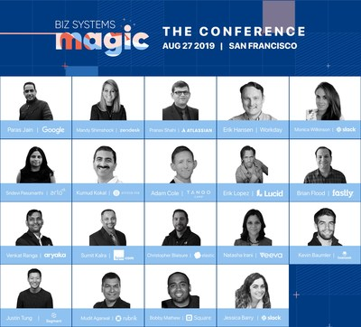 Biz Systems Magic: The First and Only Conference For