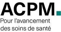 Logo : ACPM (Groupe CNW/Association canadienne de protection médicale)