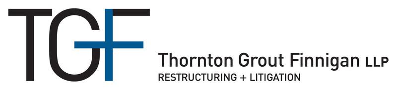 Thornton Grout Finnigan LLP (CNW Group/Thornton Grout Finnigan LLP)