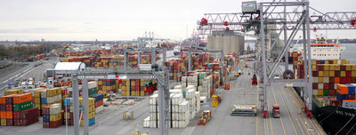 PORT OF MONTREAL (CNW Group/Canada Infrastructure Bank)